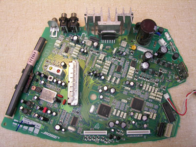 Wave CD PCBsm bose repair service bose wave radio schematic diagram pdf at webbmarketing.co