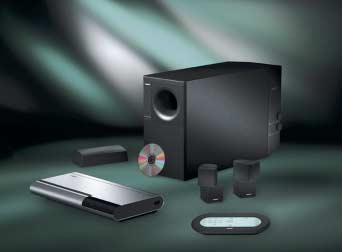 Bose Lifestyle 40 Music System