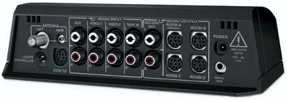 Bose Multi-Room Interface